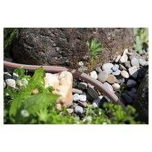Катушка для шлангов настенная автоматическая 35 (в комплекте 35 м садового шланга 1/2 (13 мм), 2 м соединительного шланга, наконечник для полива, соединительные элементы)