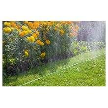 Шланг-дождеватель зеленый 7,5 м