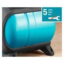 Станция бытового водоснабжения автоматическая 4000/5 Comfort Eco  (фильтр, автоматический обратный клапан, защита от сухого хода, возможность регулировки давления отключения, тройной выход)
