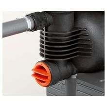 Станция бытового водоснабжения автоматическая 5000/5 Premium Eco (фильтр, автоматический обратный клапан, защита от сухого хода, возможность регулировки давления отключения, тройной выход)