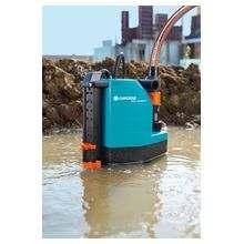 Насос дренажный для грязной воды 8500  AquaSensor Comfort  (обратный клапан; диаметр частиц до 30 мм)