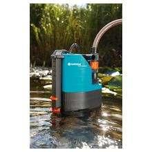 Насос дренажный для грязной воды 13000 AquaSensor Comfort  (с обратным клапаном; диаметр частиц до 30 мм)