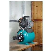 Станция бытового водоснабжения автоматическая 3000/4 Classic  (Обратный клапан, защита двигателя от перегрева)