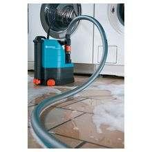 Насос дренажный для чистой воды 13000 AquaSensor Comfort  (обратный клапан)
