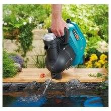 Насос садовый 5000/5 Comfort  (с системой защиты Safe Pump: автоотключение при работе на закрытый кран в течение 5 минут)