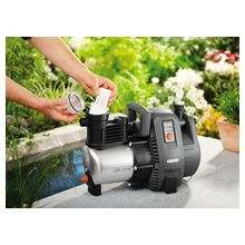 Насос садовый 6000/6 inox Premium  (с системой защиты Safe Pump: автоотключение при работе на закрытый кран в течение 5 минут)