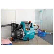 Насос напорный автоматический 4000/5 E Comfort (Новая упрощенная система диагностики и управления; более быстрое всасывание; использование с малым расходом воды; защита от сухого хода)