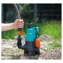 Насос дренажный для грязной воды 6000 Classic  (обратный клапан; диаметр частиц до 30 мм)